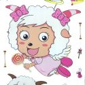 radiant lamb stickers (JDC346)